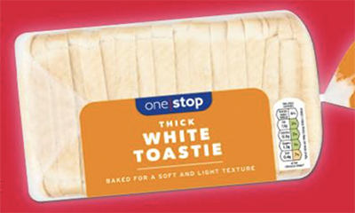 Free Thick White Toastie Loaf