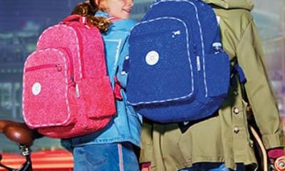 Win a BeeSeen Reflective Glow Kipling Backpack