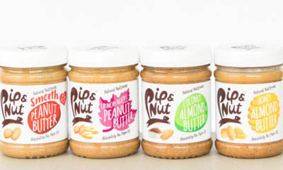 Win a Pip & Nut Nut Butter Bundle