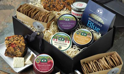 Win a Wensleydale Cheese Hamper