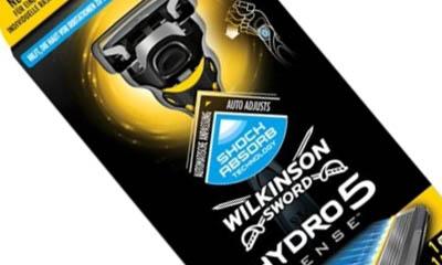 Free Wilkinson Sword Hydro 5 Sense Razor