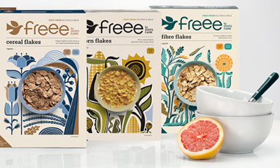 Free Bundles of Doves Farm Cereals