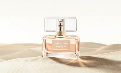 Free Givenchy Dahlia Divin Perfume