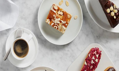 Free Hot Drink and Cake on John Lewis App