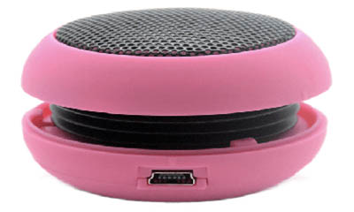 Free Mini Portable Speaker