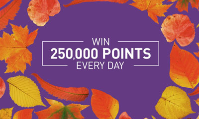 Free Nectar Points This Autumn