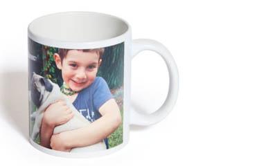 Free Personalised Mug