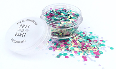Free Pot of Glitter – 500 available!