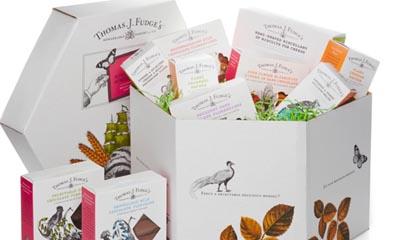 Free Thomas Fudge's Tantalising Treats Gift Set
