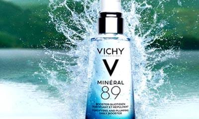 Free Vichy Mineral Moisturiser
