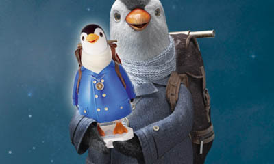 Free Wilbur Penguin Night Light
