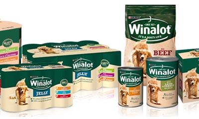 Free Winalot Dog Food Packs