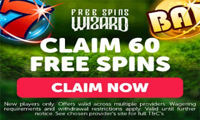 Free 60 Slots Spins