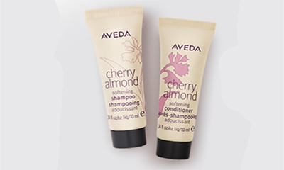 Free Aveda Cherry Almond Shampoo