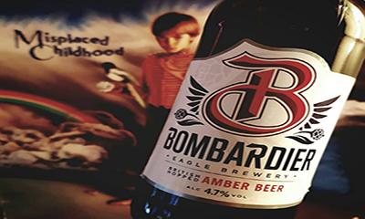 Free Bombardier Beer Bottles