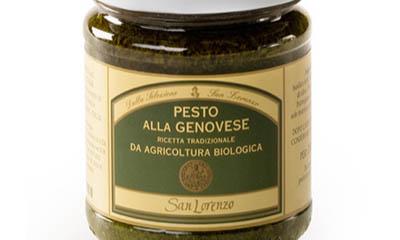 Free Bottles of San Lorenzo Pesto