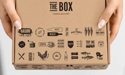 Free Box Full of Goodies