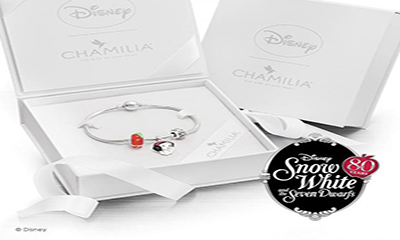 Free Chamilia Bracelets from H.Samuel