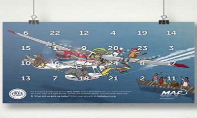 Free Christmas Advent Calendar