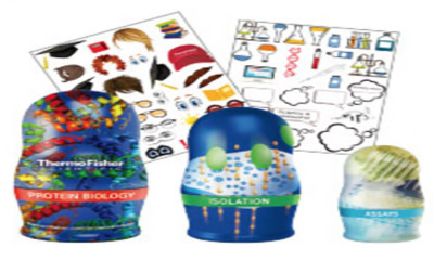 Free Colourful Doll Stickers (Worth £5)