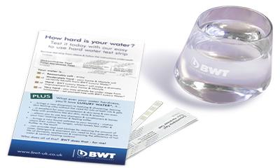 Free Hard Water Testing Kit