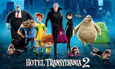 Free Hotel Transylvania 2 Movie