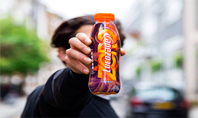 Free Lucozade Drink