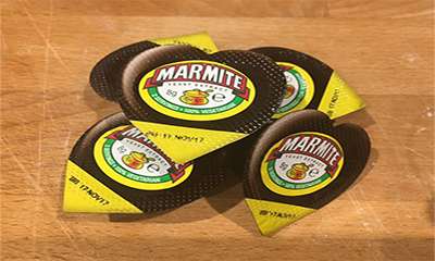 Free Marmite – 250,000 Packs Available
