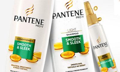 Free Pantene Pro-V Smooth & Sleek Bundles