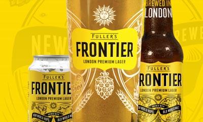 Free Pint of Fullers Frontier Beer