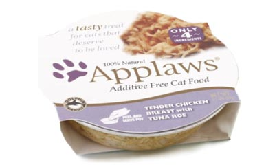 Free Premium Dog/Cat Food from Applaws