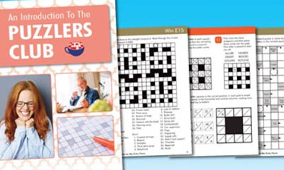 Free Puzzle Magazine