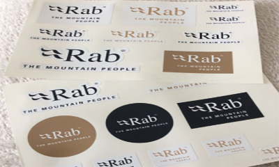 Free Rab Stickers