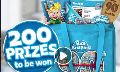 Free Rice Krispies Baking Kit