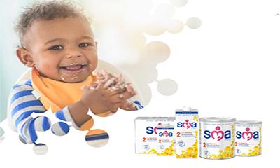 Free SMA Follow On Milk