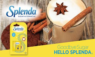 Free Splenda Sweetener Pack