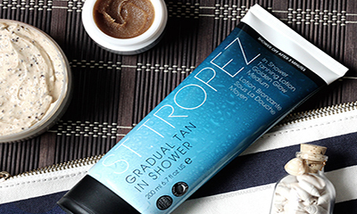 Free St.Tropez Shower Lotion