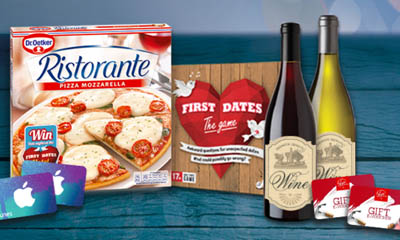 Free Wine, Pizza & Date Night Board Game Bundles