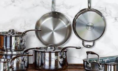 Win a 7-piece ProWare Pan Set