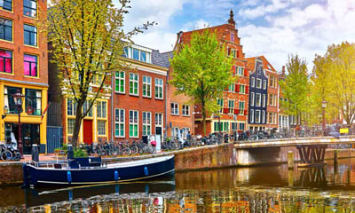 Win a Holiday to Amsterdam with DFDS