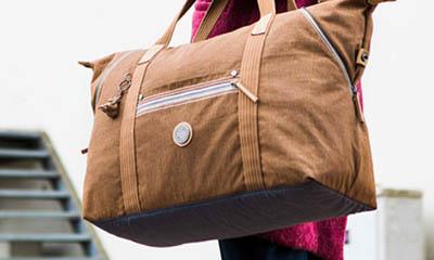 Win a Kipling Canvas Bag