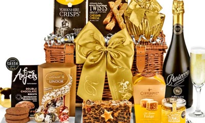 Win a Luxury Christmas Hamper