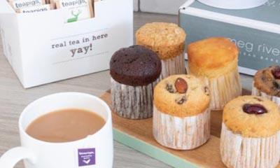 Win a Teapigs Selection Box & Meg Rivers Cakes