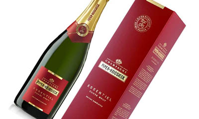 Free Bottles of Piper-Heidsieck Champagne