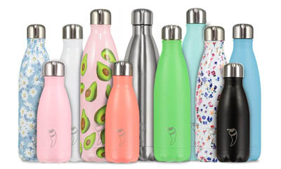 Free Chilly's Travel Bottles