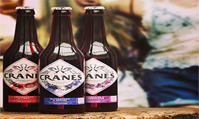 Free Cranes Cider