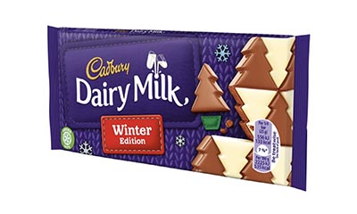 Free Dairy Milk Chocolate Bars