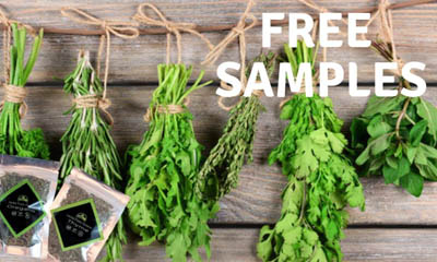 Free Dried Herbs