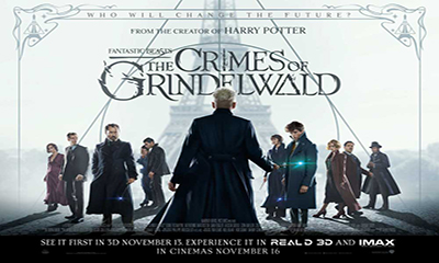 Free Fantastic Beasts Cinema Tickets