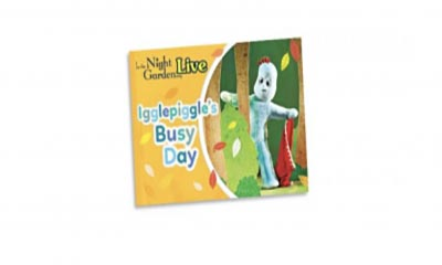 Free In the Night Garden Picture Book
